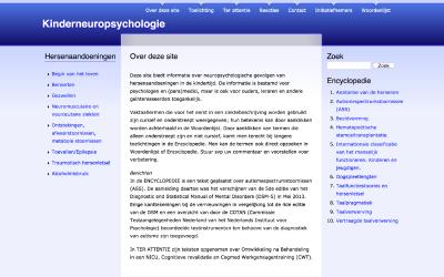 Kinderneuropsychologie