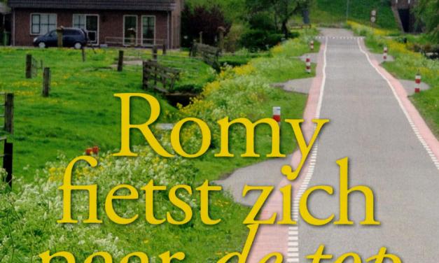 KlasseContact-leerling Romy fietst zich naar de top