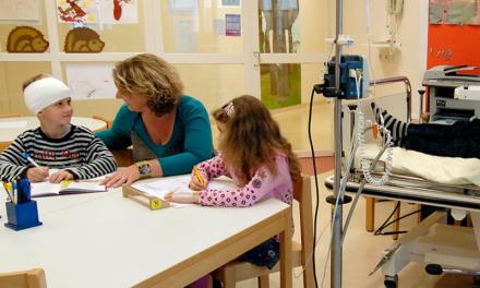 Siik, mar dochs nei skoalle: Educatieve voorziening Groningen