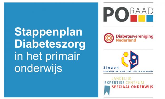 Stappenplan diabeteszorg in het Primair Onderwijs