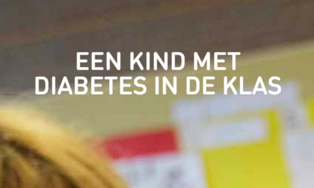 Een kind met diabetes in de klas