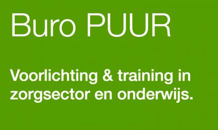 Buro Puur organiseert deskundigheidsbevordering eetstoornissen