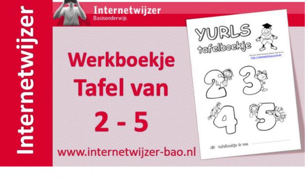 Internetwijzer Basisonderwijs