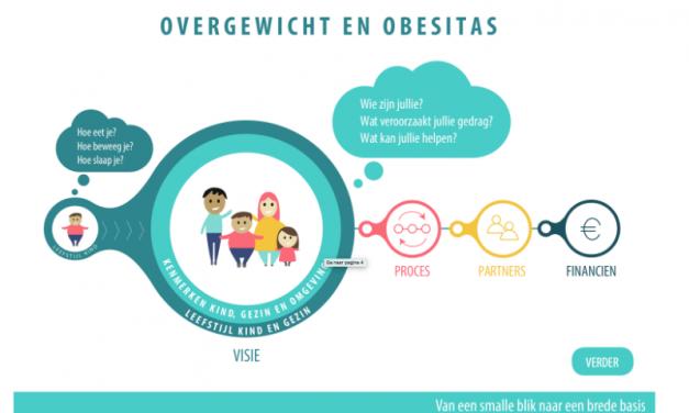 Ketenaanpak voor kinderen met overgewicht en obesitas