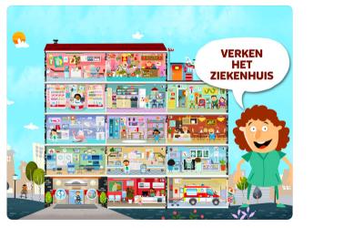 Het kleine ziekenhuis [app]
