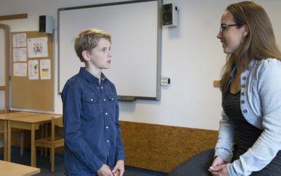 Gratis e-modules voor docenten met zieke leerling in de klas