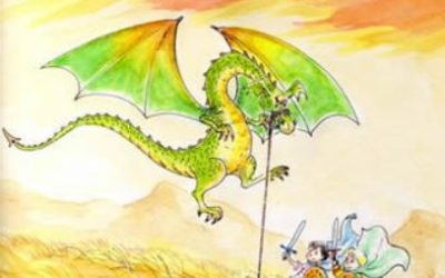 Kinderboekenweek: 'En toen' als je ziek bent….