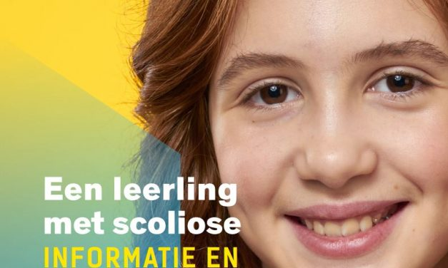 Brochure over scoliose is vernieuwd